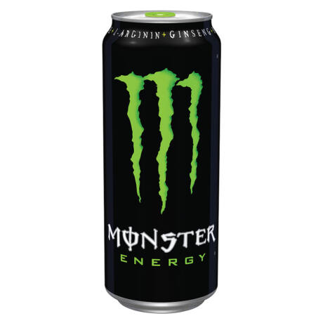 Monster Energy dobozos
