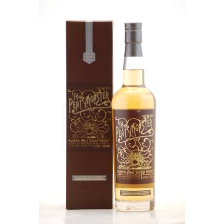 Compass Box The Peat Monster (0,7 l, 46%)