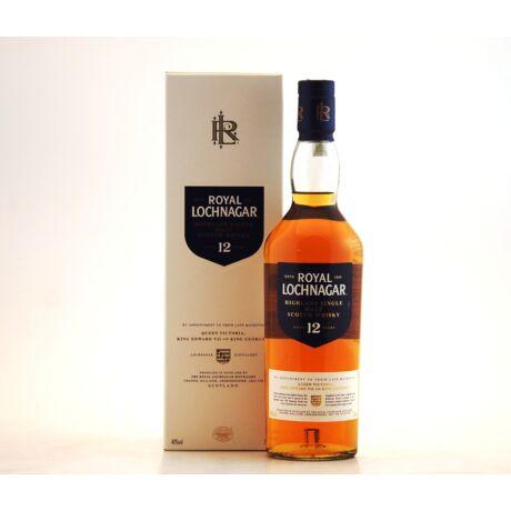 Royal Lochnagar 12 éves (0,7 l, 40%)