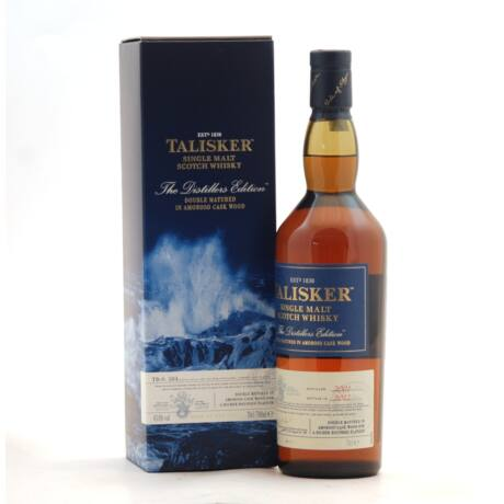 Talisker Distillers Edition (0,7 l, 45,8%)