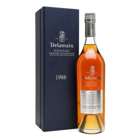 Cognac Delamain Vintage 1986 (0,7 l, 40%)