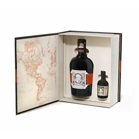 Rum Diplomatico Mantuano + Exclusiva mini (0,7 l + 0,05 l, 40%)