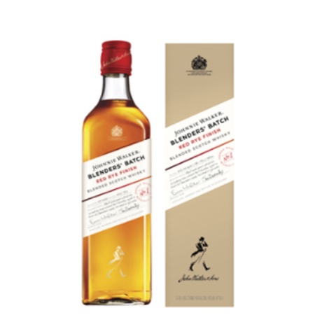 Johnnie Walker Blender's Batch Red Rye Finish (0,7 l, 40%)