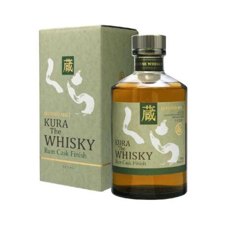 Kura The Whisky Rum Cask (0,7 l, 40%)