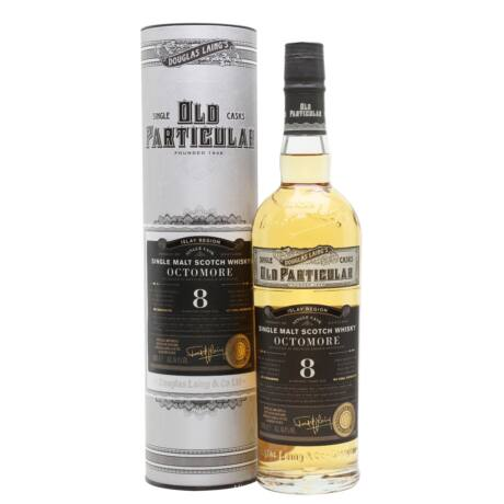 Octomore 8 éves Old Particular