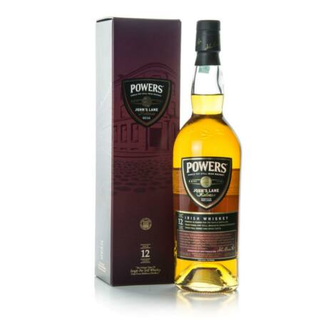Powers 12 éves John's Lane (0,7 l, 46%)