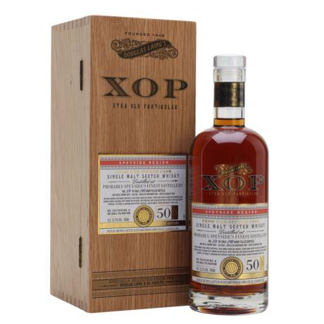 Speyside's Finest - Sherry 50 éves XOP (0,7l 52,2%)