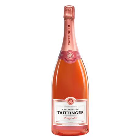 Taittinger Rose Magnum Champagne (1,5 l, 12,5%)