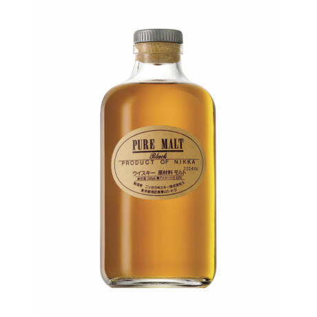 Nikka Pure Malt Black (0,5 l, 43%)