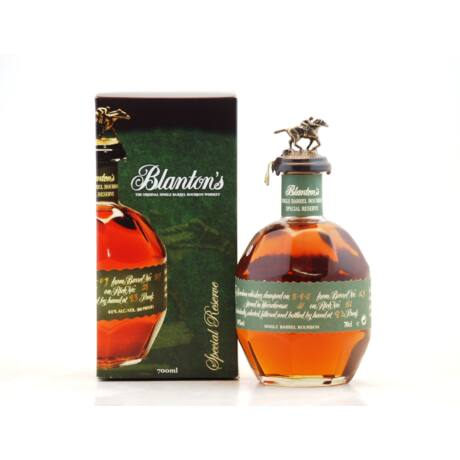 Blanton's Green Special Reserve (0,7 l, 40%)