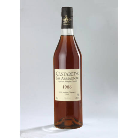Armagnac Castaréde 1986 (0,5 l, 40%)