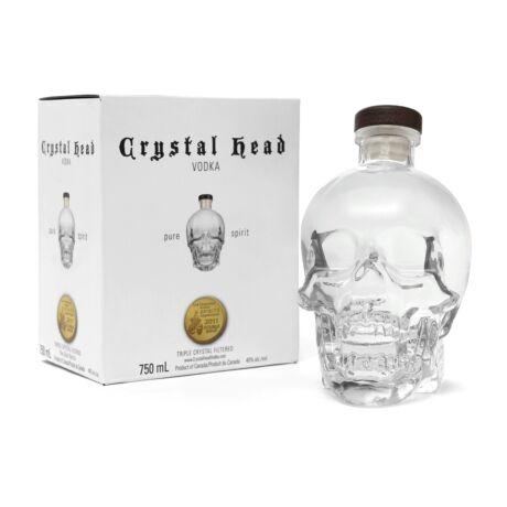 Vodka Crystal Head (0,7L 40%)