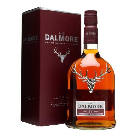 Dalmore 12 éves (0,7 l, 40%)
