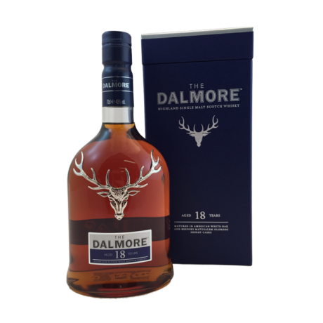 Dalmore 18 éves (0,7 l, 43%)