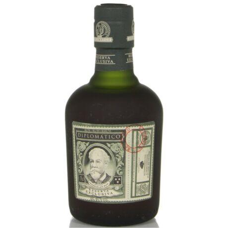 Rum Diplomatico Exclusiva (0,35 l, 40%)
