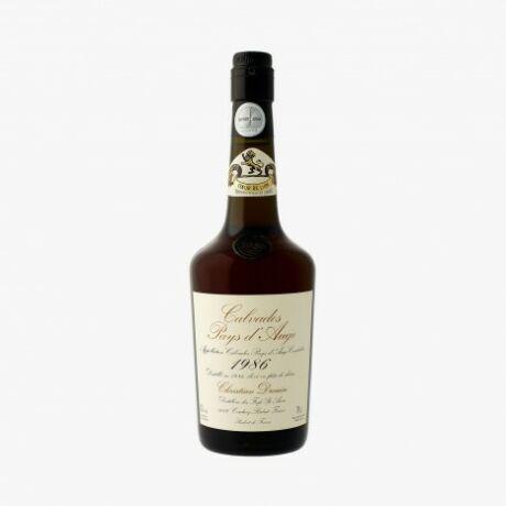 Calvados Christian Drouin 1986 (0,7 l, 42%)