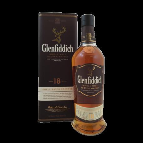 Glenfiddich 18 éves Small Batch Reserve (0,7 l, 40%)
