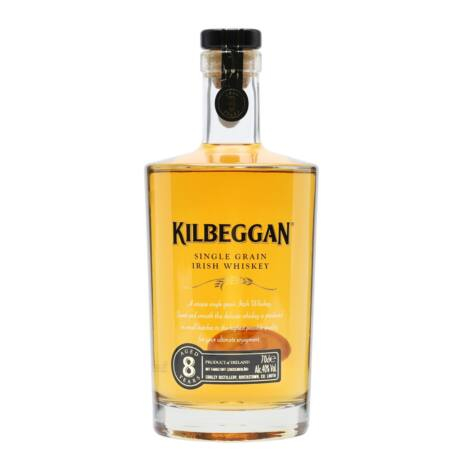 Kilbeggan 8 éves (0,7 l, 40%)