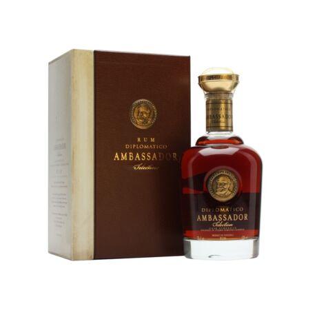 Rum Diplomatico Ambassador (0,7 l, 47%)
