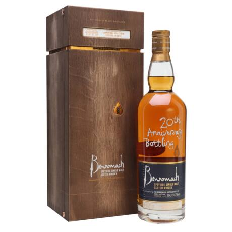 Benromach 20th Anniversary (0,7 l, 56,2%)