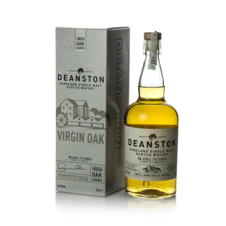 Deanston Virgin Oak (0,7 l, 46,3%)