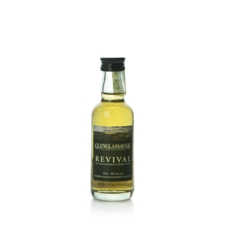 Glenglassaugh Revival mini (0,05 l, 46%)